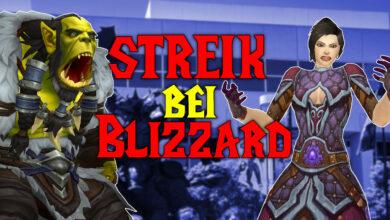 Los empleados de Blizzard están en huelga hoy, queriendo hacer cumplir las reclamaciones