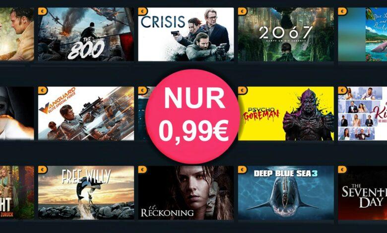 Más de 60 películas por 99 centavos cada una para pedir prestadas en Amazon Prime