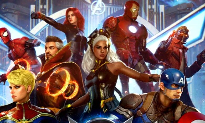 Marvel está trayendo un nuevo juego de rol de mundo abierto a iOS y Android, así que únete