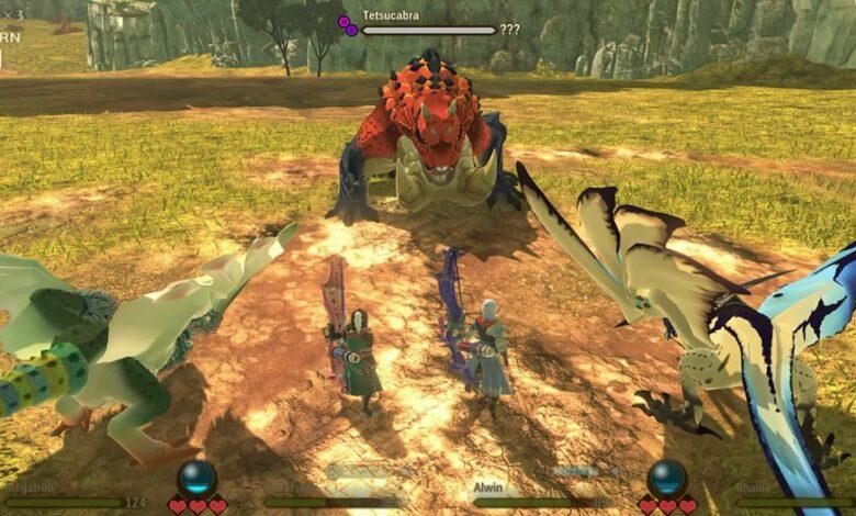 Monster Hunter Stories 2: Wings of Ruin - Se bloquea al inicio - El juego no se inicia - Cómo solucionarlo