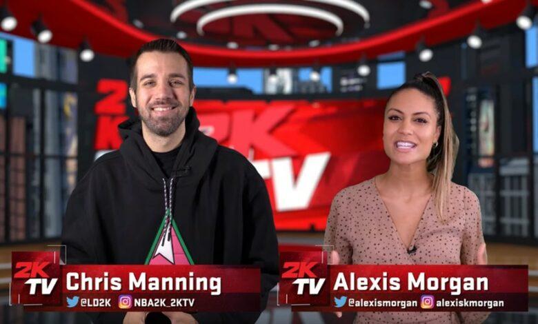 NBA 2K21 - 2KTV Episodio 46 Respuestas