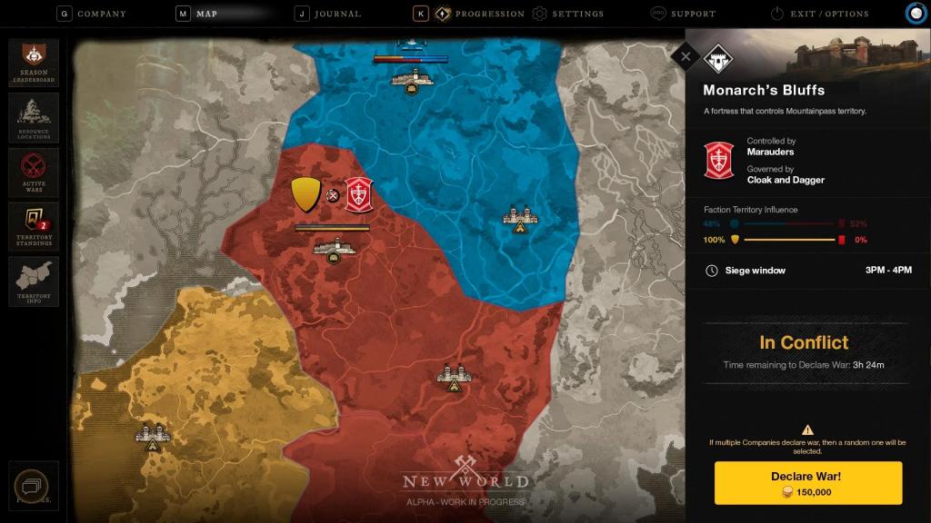 Nueva guerra mundial