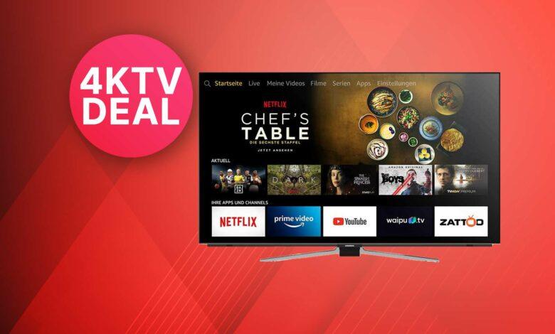 Oferta superior de Amazon: TV OLED 4K de 65 pulgadas al mejor precio actual