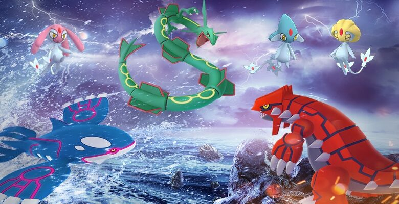 Pokémon GO: 10 legendäre Monster, die ihr zum GO Fest fangen solltet