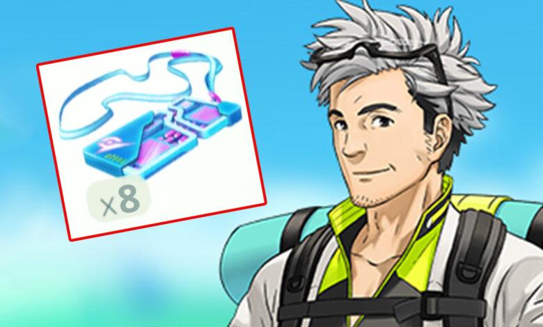 Pokémon GO: 2 nuevas investigaciones especiales otorgan 8 pases de incursión de larga distancia, XP y elementos hoy