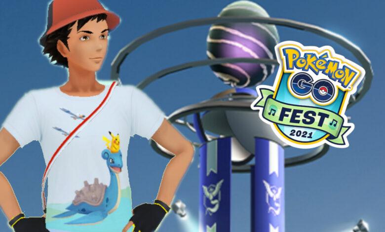 Pokémon GO Fest el domingo: todo el contenido y las bonificaciones que obtienes hoy