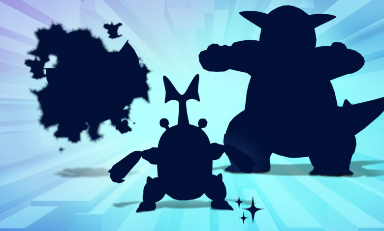 Pokémon GO: Hyperbonus Part 2 trae tres nuevos Shinys y Scarab Raids