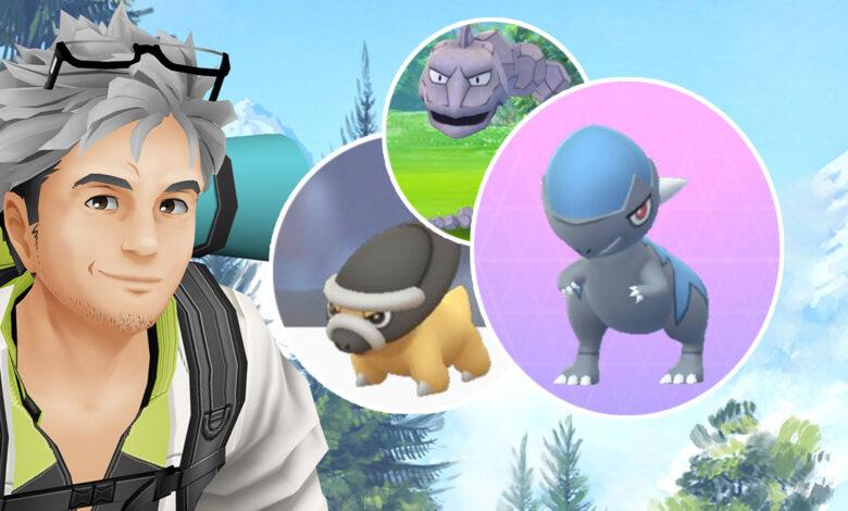 Pokémon GO: Investigación sobre Hyperbonus - Todas las recompensas con Koknodon