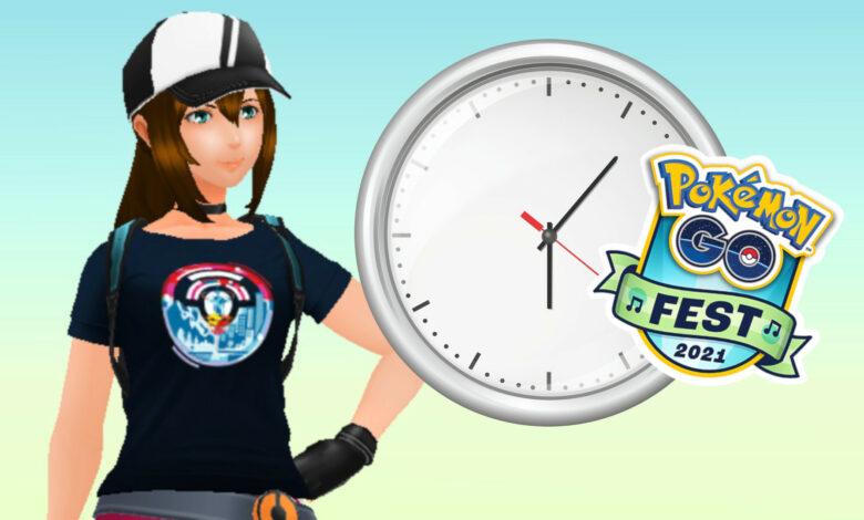 Pokémon GO: calendario y todos los engendros de los hábitats para GO Fest 2021: ¿cuándo vendrá quién?