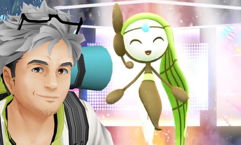 Pokémon GO: investigación especial con Meloetta para GO Fest 2021 - Todo el contenido