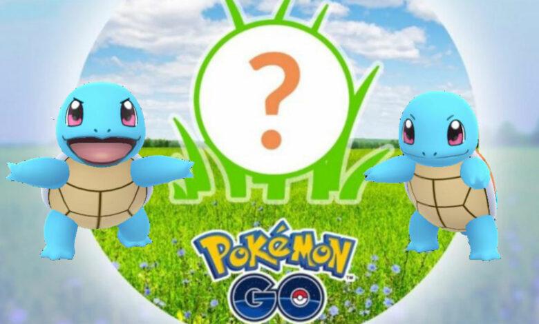 Pokémon GO: lección de Spotlight hoy con bonificación de squirtle y dulces