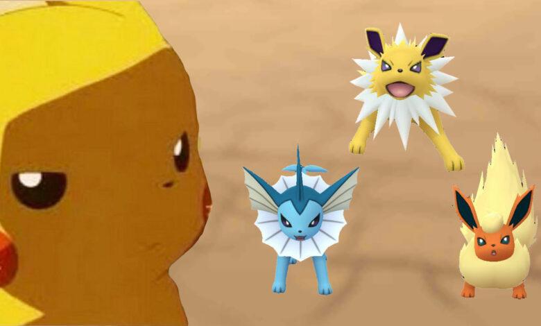 Pokémon GO: los entrenadores exigen el reinicio del truco del nombre legendario para el nuevo evento de Eevee