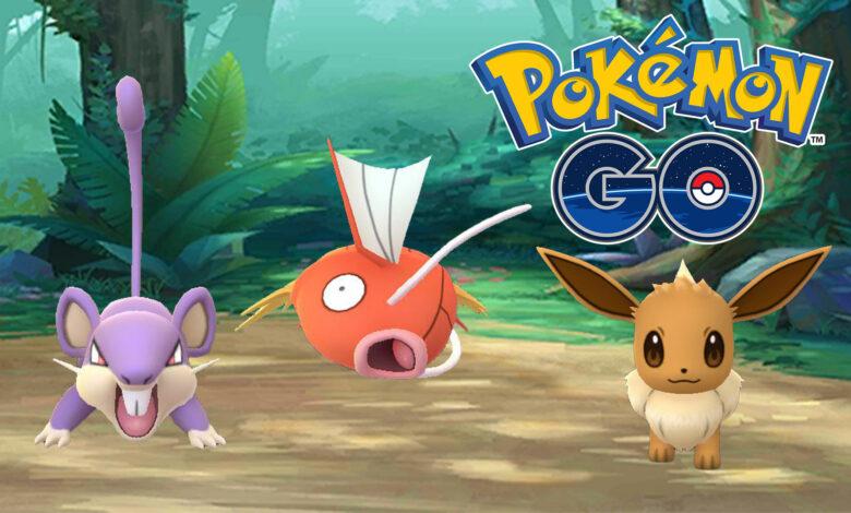 Pokémon GO: los mineros de datos encuentran nuevos tamaños de Pokémon y un boleto de Eevee