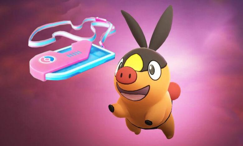 """Pokémon GO: """"Nueces tostadas"""" para Floink - Esto está en el boleto por 1 €"""