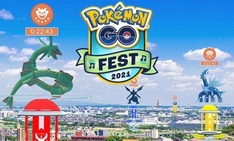 Pokémon GO solo trae 37 jefes de incursión legendarios hoy: usa estos contraataques