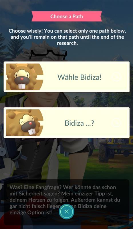 Pokemon ir elige bidiza
