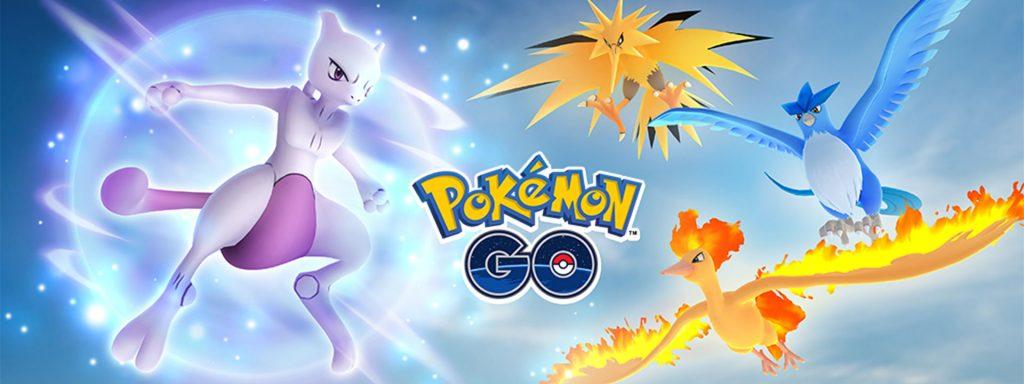 Pokémon Go Fest Pokémon legendarios