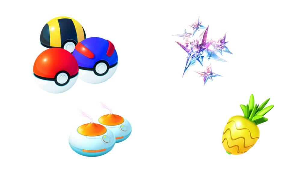 Artículos de Pokemon GO