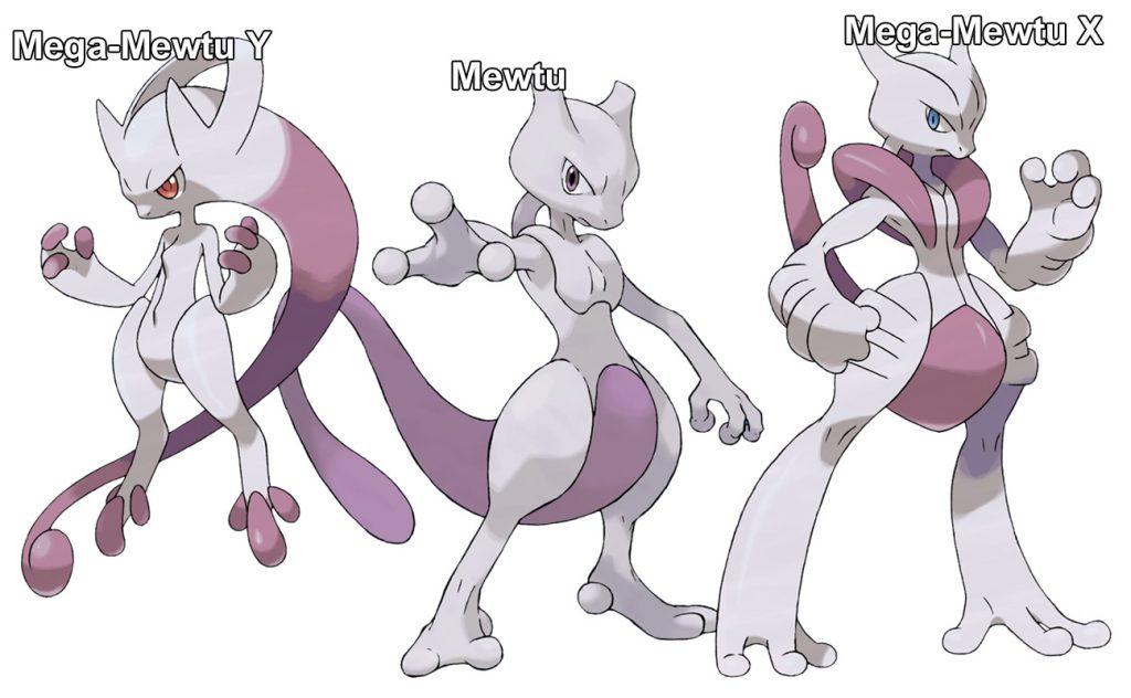 Pokemon Go Mega Mewtwo