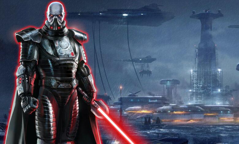 """SWTOR está de vuelta con una expansión importante """"Legacy of the Sith"""""""