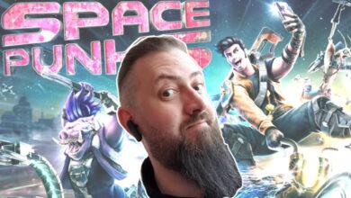 Space Punks es como el niño ruidoso de Diablo y Borderlands, así es como se juega