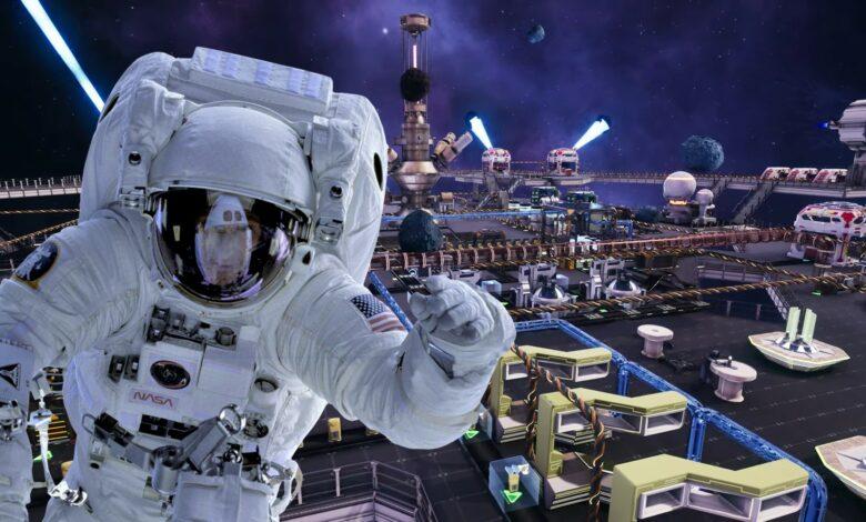 Un nuevo juego cooperativo de ciencia ficción llega a Steam: te permite explorar el espacio y construir colonias