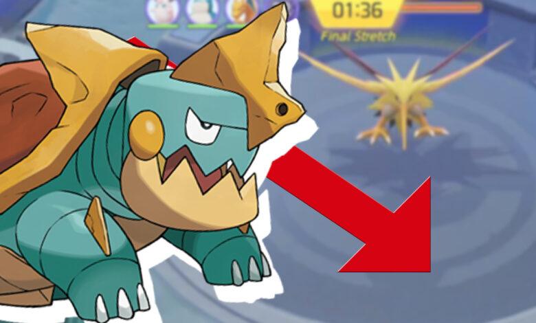 ¡Precaución! Mecánica secreta descubierta en Pokémon Unite: debilita a todo tu equipo