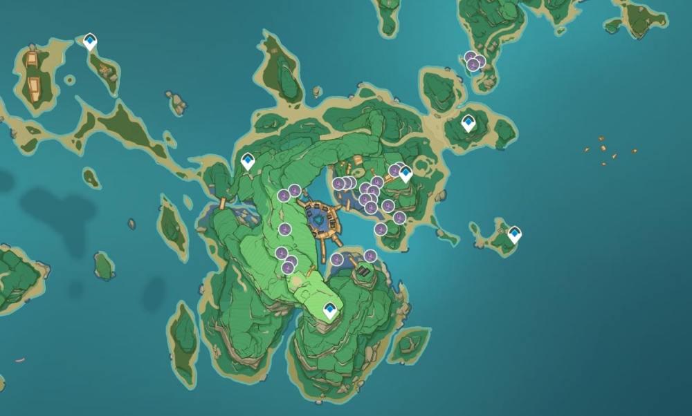 Lugares de hierba naku