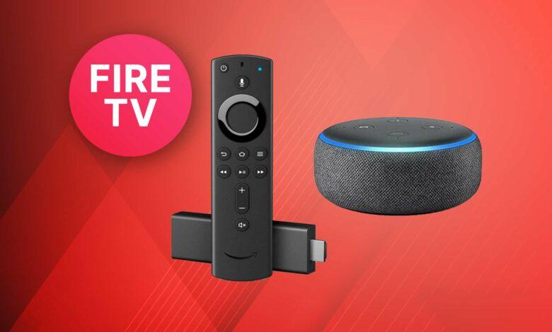Oferta de Amazon: Fire TV Stick 4K y Echo Dot al mejor precio
