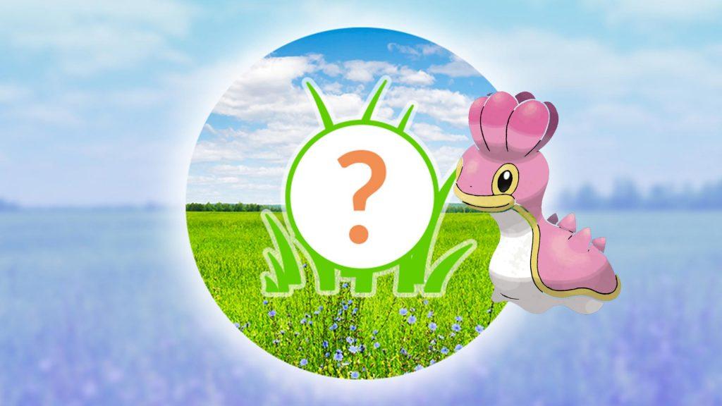 Título occidental sin caparazón de Pokémon GO Spotlight