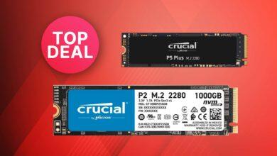 PC para juegos: 6 SSD en oferta al mejor precio en Amazon y Alternate