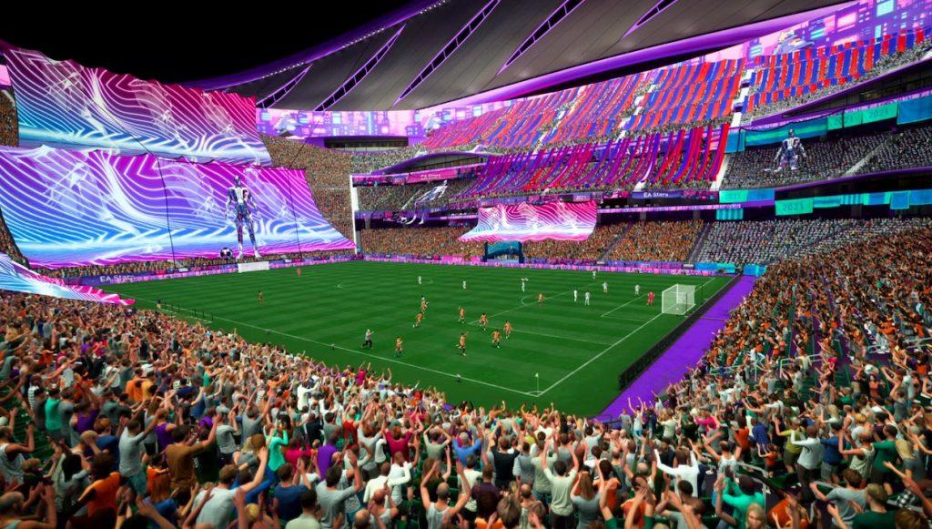 Estadio FIFA 22