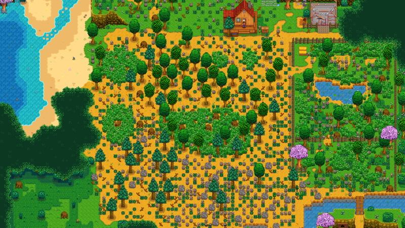 granja de biomas múltiples