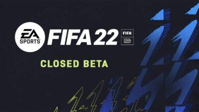 FIFA 22: Beta cerrada - Detalles oficiales