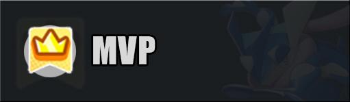pokemon unir MVP