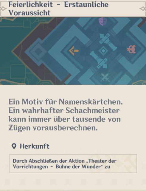Dispositivos de tarjeta de visita del teatro