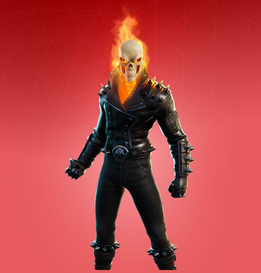 """fortnite-skin-ghost-rider """"class ="""" wp-image-711309 """"srcset ="""" http://dlprivateserver.com/wp-content/uploads/2021/08/1629194037_497_Aqui-estan-las-29-mascaras-de-Marvel-de-Fortnite-¿las.jpg 875w, https : //images.mein-mmo.de/medien/2021/08/fortnite-skin-ghost-rider-287x300.jpg 287w, https://images.mein-mmo.de/medien/2021/08/fortnite- skin-ghost-rider-143x150.jpg 143w, https://images.mein-mmo.de/medien/2021/08/fortnite-skin-ghost-rider-768x803.jpg 768w """"tamaños ="""" (ancho máximo: 875px) 100vw, 875px """"> Ghost Rider     <p><strong>¿Cuándo se soltó la piel?</strong> Ghost Rider se llevó por primera vez a la tienda de artículos en el Capítulo 2 Temporada 5 el 7 de marzo de 2021 por 1,500 V-Bucks.</p> <h3 id="""