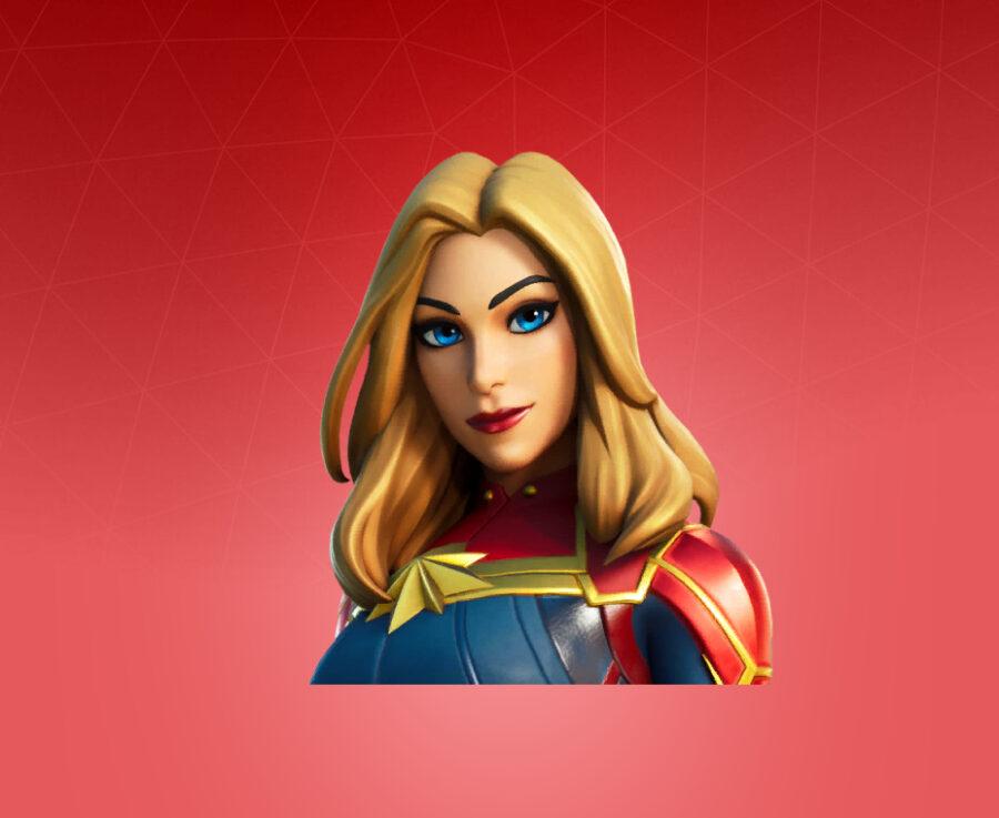 """fortnite-skin-Captain-Marvel """"class ="""" wp-image-711284 """"srcset ="""" http://dlprivateserver.com/wp-content/uploads/2021/08/1629194038_380_Aqui-estan-las-29-mascaras-de-Marvel-de-Fortnite-¿las.jpg 900w, https : //images.mein-mmo.de/medien/2021/08/fortnite-skin-Captain-Marvel-300x246.jpg 300w, https://images.mein-mmo.de/medien/2021/08/fortnite- skin-Captain-Marvel-150x123.jpg 150w, https://images.mein-mmo.de/medien/2021/08/fortnite-skin-Captain-Marvel-768x629.jpg 768w """"tamaños ="""" (ancho máximo: 900px) 100vw, 900px """"> Capitán Marvel     <p><strong>¿Cuándo se soltó la piel? </strong>Capitán Marvel fue traído a la tienda de artículos en el Capítulo 2 Temporada 5 por 24,99 € en un paquete de Marvel llamado """"Marvel Royalty & Warriors Pack"""" con Black Panther y Taskmaster.</p> <h3 id="""