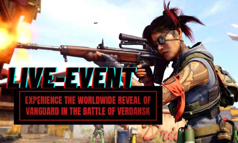 CoD Warzone inicia un gran evento en vivo y te ofrece máscaras: así es como las obtienes