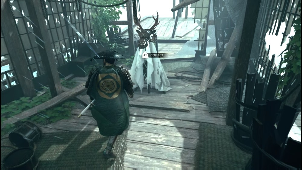 cómo conseguir la armadura de caballo de la isla iki