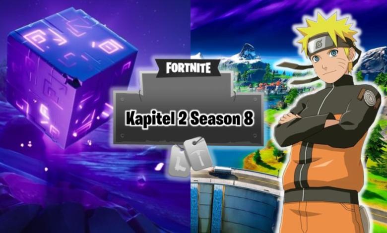 Fortnite: lo sabemos hasta ahora sobre la nueva temporada 8 en el capítulo 2
