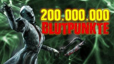 Dead by Daylight: un jugador tiene 200.000.000 de puntos de sangre, pero no deberías estar celoso