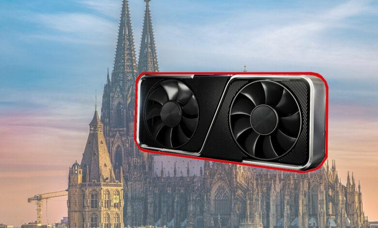 Nvidia vende la RTX 3060 a un precio tan bajo que el viaje a Colonia incluso vale la pena