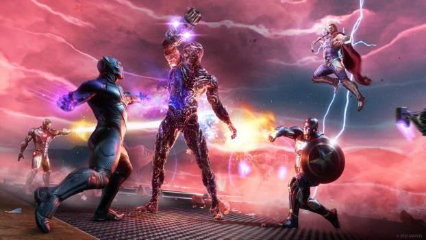 Vengadores Marvel