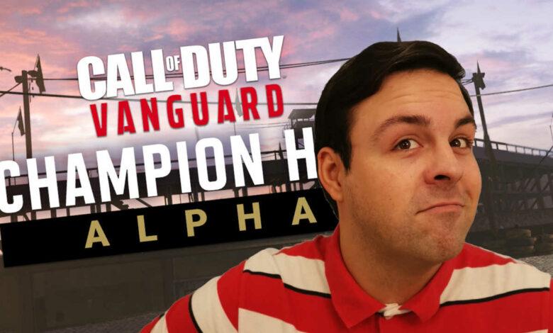 Alpha de las carreras CoD Vanguard gracias a un nuevo modo, pero también hay problemas