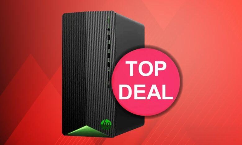 Buena PC para juegos con RTX 3060 Ti y Ryzen 7 actualmente barata en OTTO