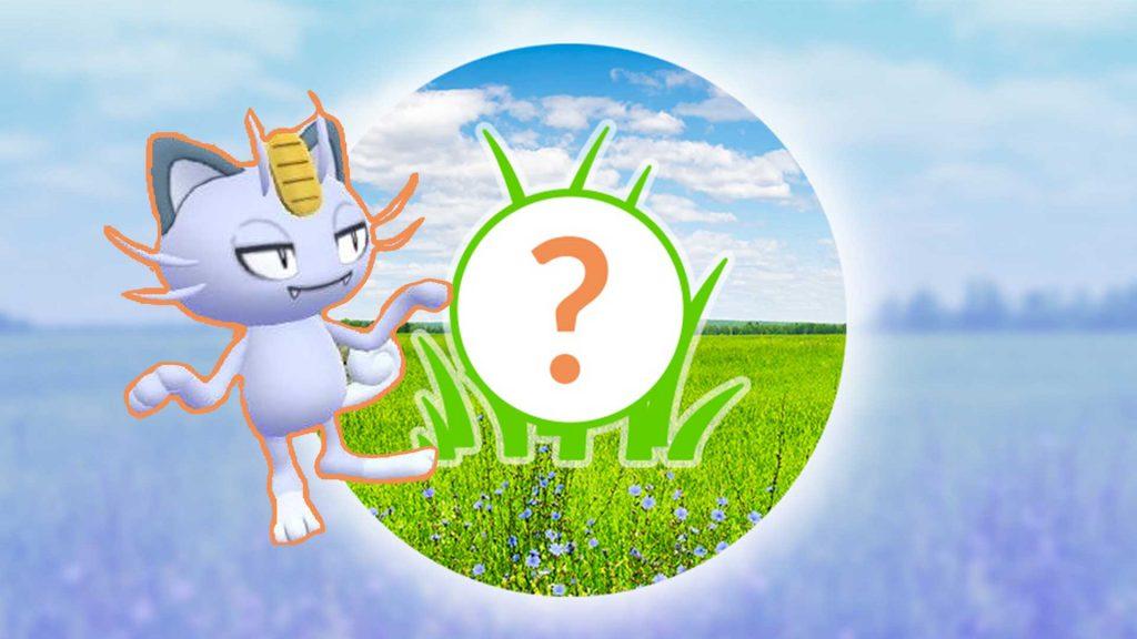 Pokémon GO Alolan Meowth Spotlight