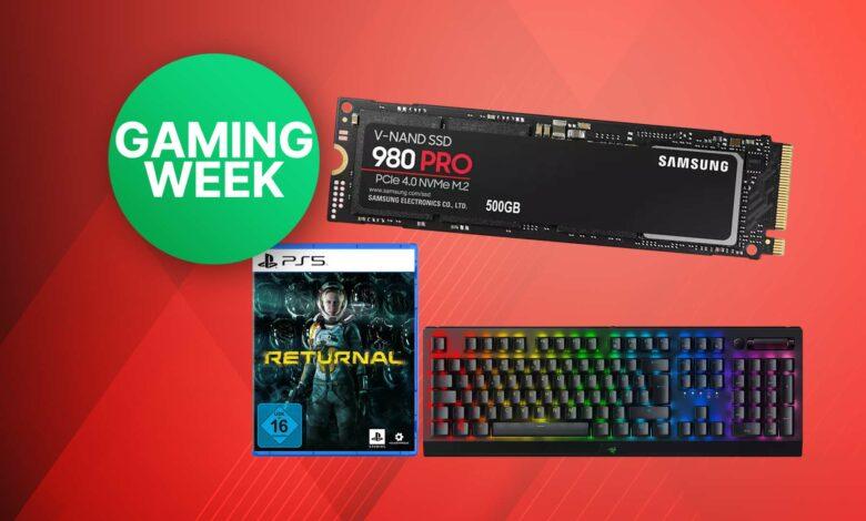 Ofertas de Amazon Gaming Week: SSD superior para PS5 a un precio excelente