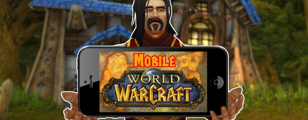 Título del juego móvil WoW
