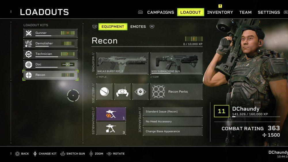Cómo desbloquear el reconocimiento secreto en Aliens Fireteam Elite